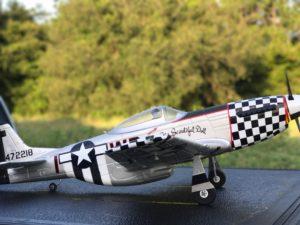 Dynam P-51 Mustang