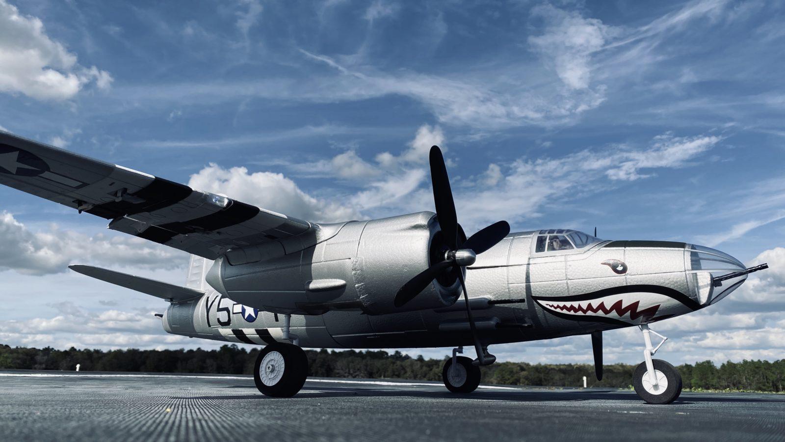 Dynam B-26 Marauder